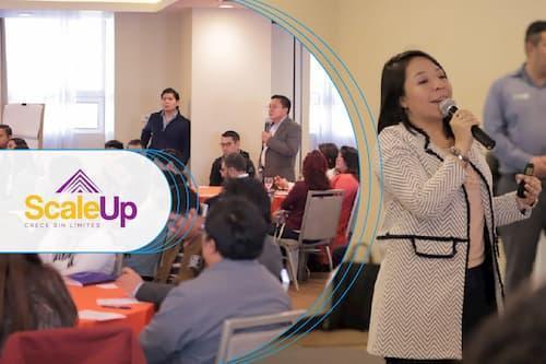 Conexión ScaleUp| Innovación en el Servicio al Cliente…